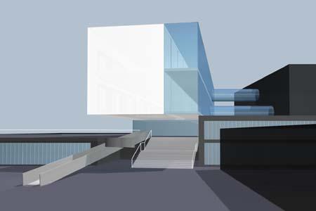 HTL Hollabrunn - Visualisierung frontal