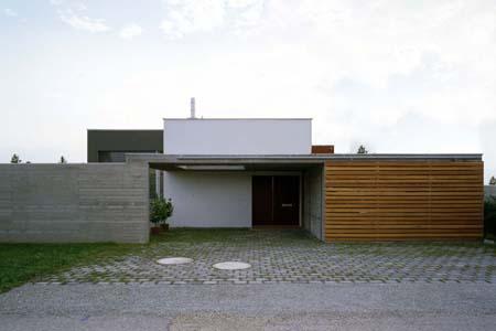 Haus am Steinfeld - Eingang