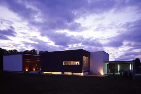 Haus am Steinfeld - Dämmerung