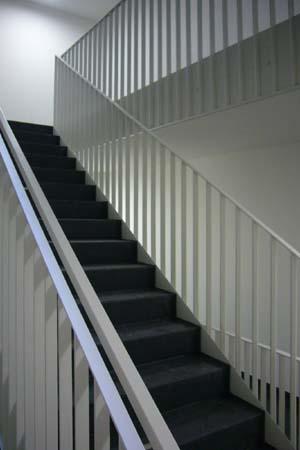 Hazelnut-Pistachio - staircase