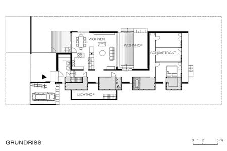 Haus am Steinfeld - Grundriss