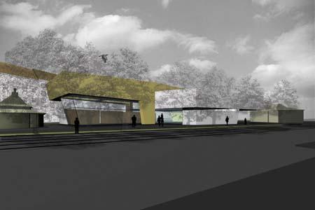 Simmering Market Centre - rendering 1
