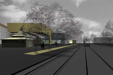 Simmering Market Centre - rendering 3
