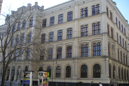 Fonds der Wiener Kaufmannschaft - HAK Akademiestraße