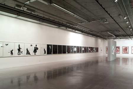Kara Walker Exhibition 2
