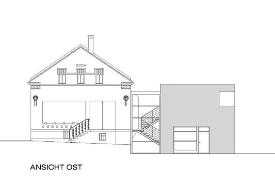 Haus am Fischa-Ufer - Ansicht