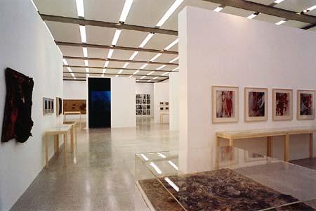 MUMOK Umbau - Ausstellungsraum Ebene 1