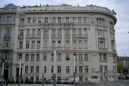 Zinshäuser des FDWK - Brucknerstraße