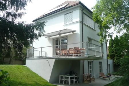 Haus am Maurer Berg - Gartenansicht