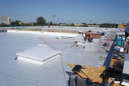 HAK Baden - Roof Restoration 2