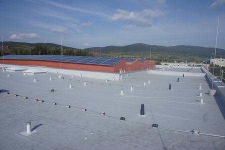 HAK Baden - Dachsanierung 3