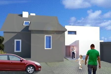 Haus hinterm Haus - Nordost