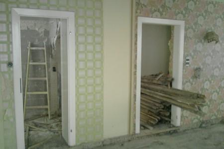 Hrabal Renovierung