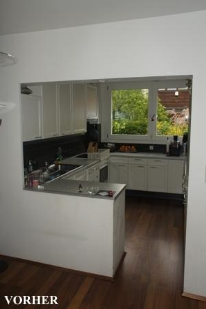 LuKas Box Kitchen - vorher