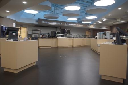 Lottorant Betriebsrestaurant - Speisenausgabe neu