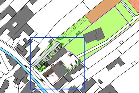 Neugestaltung des Ortzentrums - Konzept