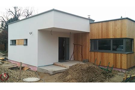 Haus für 2 - in Bau