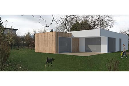 Haus für 2 - Visualisierung