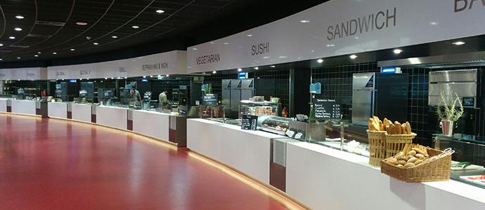 UNO-City Betriebsrestaurant