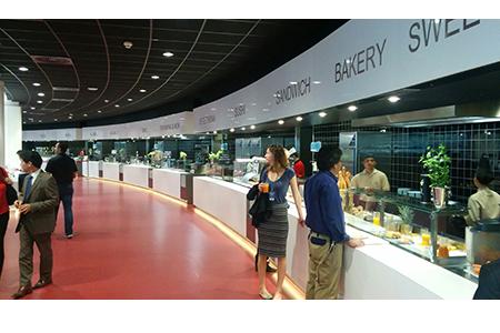 Vienna International Center Catering