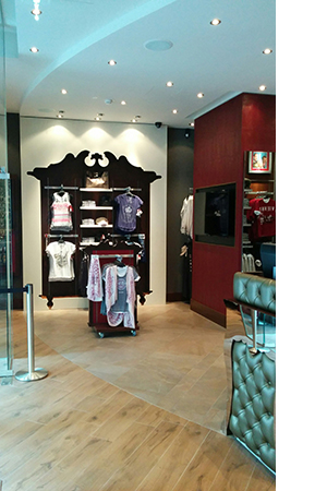 Hard Rock Café Shop
