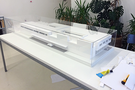 How we build models