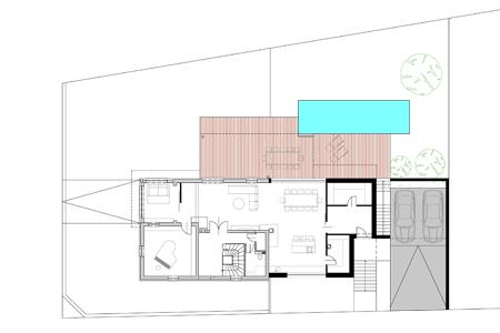 Haus mal 2 - Grundriss EG
