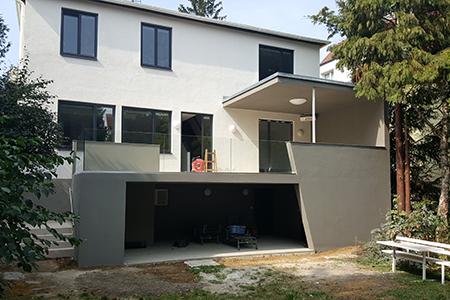 Haus in Lainz