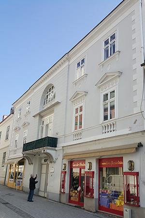 Theresienschlössl , Baden