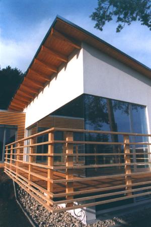 Haus am Wiesener Berg - Balkon